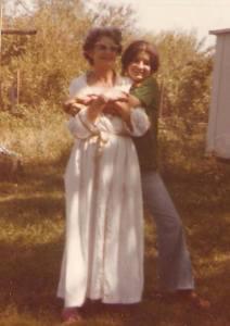 mom and irish